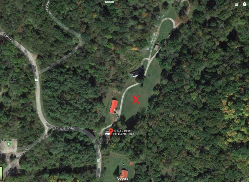 2018 Drill Location