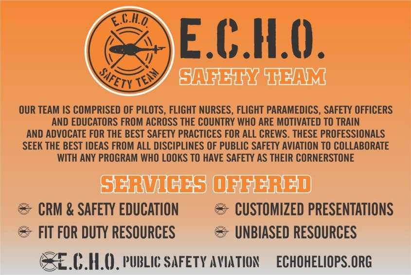 ECHO Safety Team