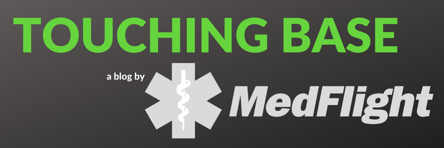 MedFlight Blog Logo